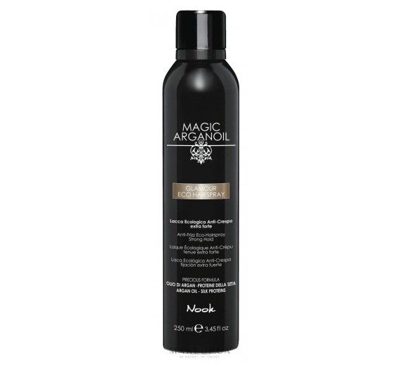 NOOK - GLAMOUR ECO HAIRSPRAY - STRONG