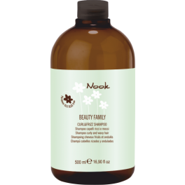 NOOK CURL andamp; FRIZZ SHAMPOO-20